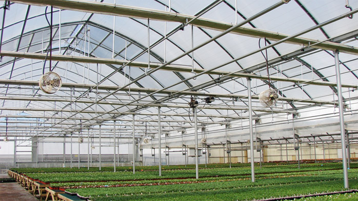 Commercial Greenhouses International Greenhouse Company